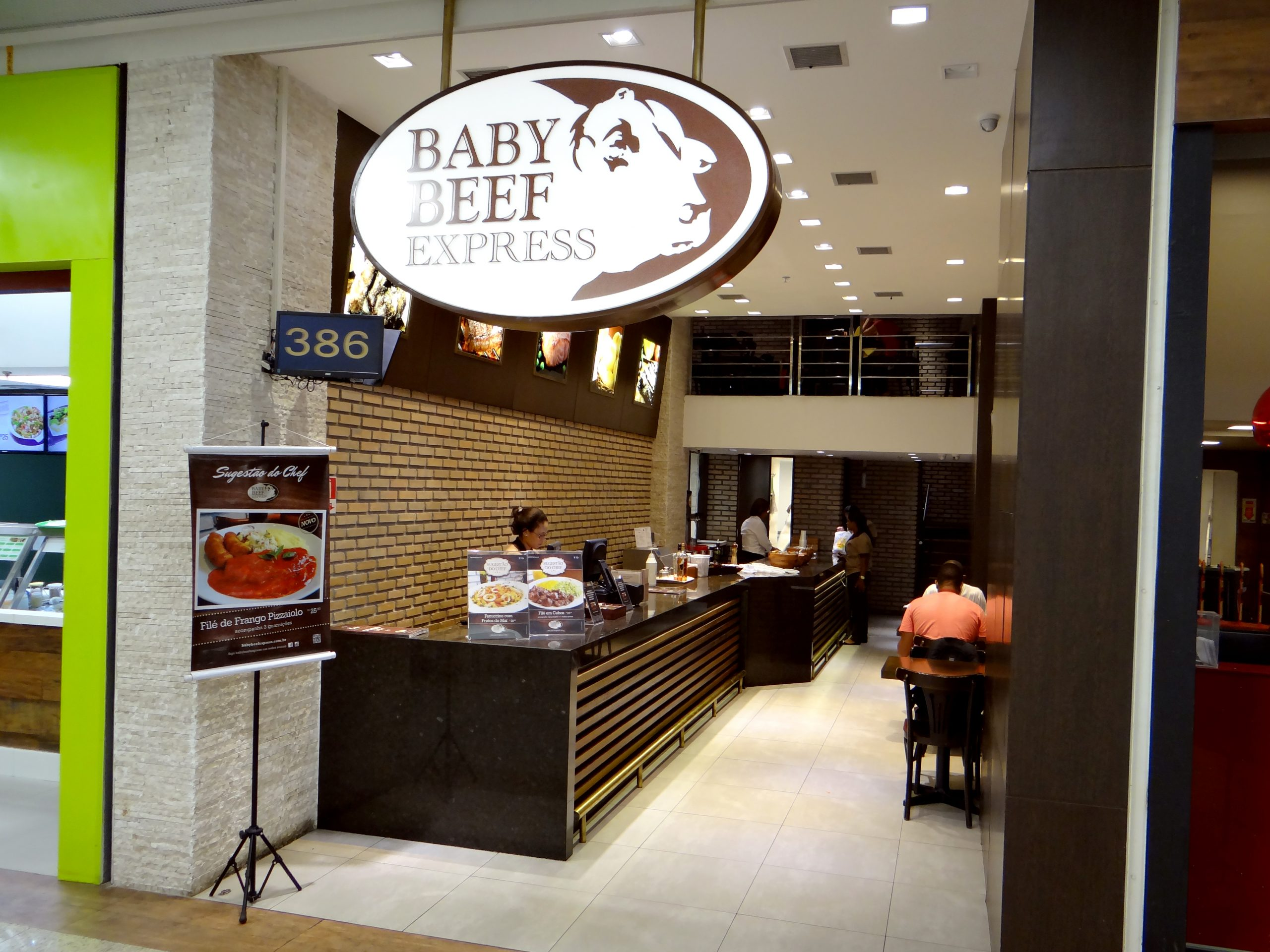 Baby Beef Express - Shopping Barra