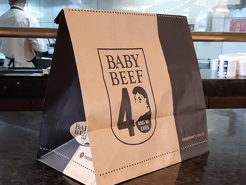 Baby Beef com horário especial de delivery durante o decreto